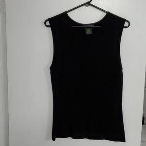 Danier sleeveless knit top